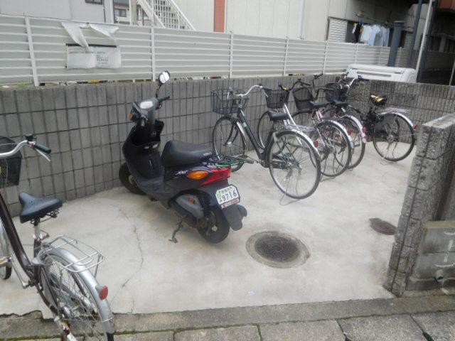 物件番号: 1115126462  姫路市西中島 1K ハイツ 画像10