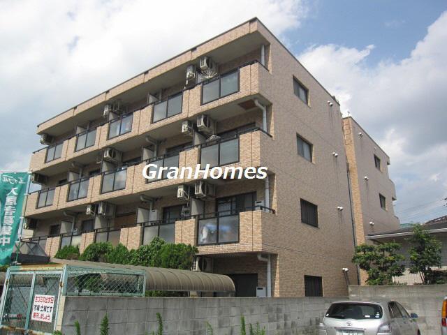 物件番号: 1115153841  姫路市城北新町1丁目 1K マンション 外観画像
