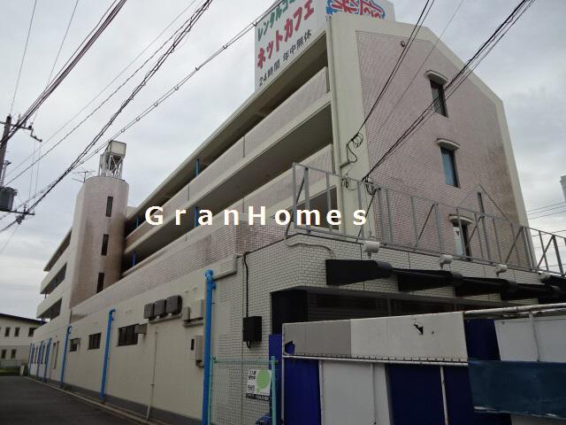 物件番号: 1115169923  加古川市平岡町新在家 1R マンション 外観画像