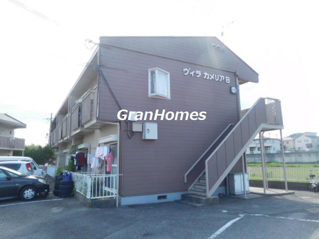 物件番号: 1115178192  姫路市書写 1K ハイツ 外観画像